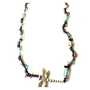 Uno de 50 beaded necklace